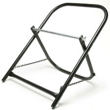 Portable Steel Folding Cable Caddy Reel Spool Holder Tube Wire Puller 1000ft