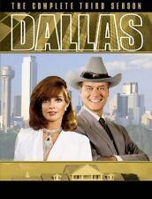 Dallas: Season 3 (DVD, 5-Disc Set)  Region 4 - Very Good Condition