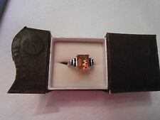 ALEXITE COLOR CHANGING RING  SIZE 7