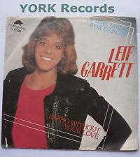"""LEIF GARRETT - I Was Made For Dancin' - Ex Con 7"""" Single Scotti Brothers W 11202"""