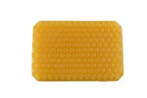 Honeycomb Soap/Wax/Chocolate Mould, 3 cavities, 100g bars