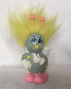 Vintage 1985 Hasbro Playskool Basil The Bumblebee Snugglebumms Figure