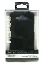 New Incipio Feather Ultra Thin Snap on Case Cover For Samsung Galaxy S3 Black