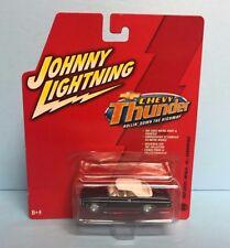 1969 Chevy Impala SS Conver WHITE LIGHTNING 2006 Chevy Thunder Johnny Lightning