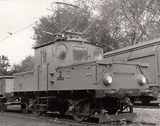 FOTO / Reproducción Muestra Locomotora eléctrica SIEMENS güterbahn (agf680)