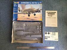 Revell 1:48 Junkers Ju 52/3m g 4e kit #04519