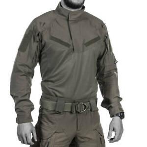 UF Pro - Striker X Combat Shirt - Steingrau-Oliv Brown-Grey
