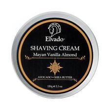 Elvado Mayan Vanilla Almond Shave Soap 180g