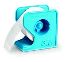 3M Micropore Paper Tape with Dispenser 2.5cm x 9m