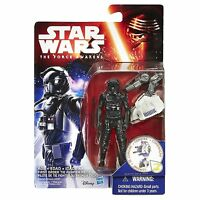 STAR WARS THE FORCE AWAKENS FIRST ORDER TIE FIGHTER PILOT ACTION FIGURE BNIB