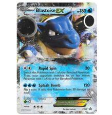 BLASTOISE EX XY30 Ultra Rare Black Star Promo Holo Foil Pokemon Card