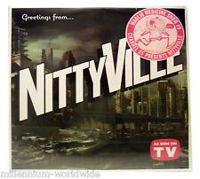 """SEALED, MINT - MADLIB MEDICINE SHOW #9 - CHANNEL 85 NITTYVILLE - 2X 12"""" VINYL LP"""