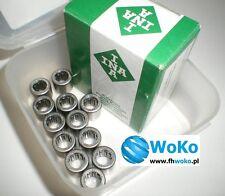INA HK0609 Needle Roller Bearing. Drawn Cup Type HK 0609B 6x10x9 INA GERMANY