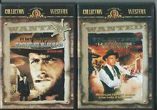 lot DVD western ET POUR QUELQUES DOLLARS DE PLUS et LE MERCENAIRE DE MINUIT
