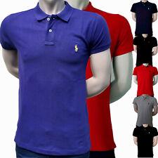 Polo Ralph Lauren Poloshirt Custom Fit, S-XXL