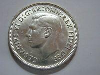 Australia Florin 1952 Silver Coin George VI GEM Choice Uncirculated CV $850