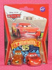 Cars 2,Piston Cup,Lightening McQueen Birthday Candle,Wilton,2811-6405, Red, Wax