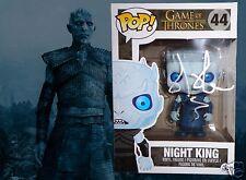 Richard Brake Autographed Night King Funko Pop Game Of Thrones White Walker COA