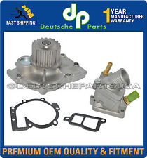 Volvo S60 S80 V70 C70 XC70 XC90 ENGINE WATER PUMP + GASKET + THERMOSTAT SET of 4