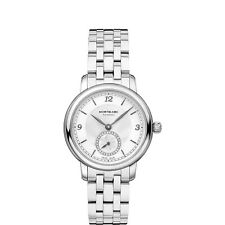 ef90645593a WATCH Montblanc Star Legacy Small Second 32 mm 118535 steel SWISS Ladies  diamond
