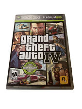 Grand Theft Auto IV GTA 4 (Xbox 360, Rockstar Games, 2008)