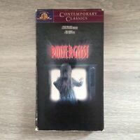 Poltergeist 1982 VHS 1997 Horror Tobe Hooper Steven Spielberg Vintage Ghosts