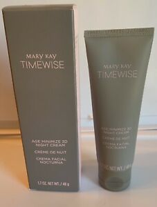 TimeWise Age Minimize 3D Night Cream - Combination/Oily Skin