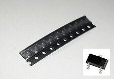 10 Stück MMBTA13-L 30 V CE Breakdown 1.2 A NPN Darlington Transistor  (M1679)