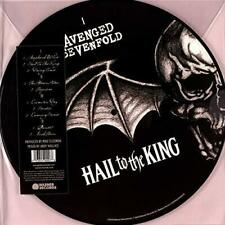 Avenged Sevenfold (A7X) - Hail To The King (NEW 2 VINYL LP PIC DISC)