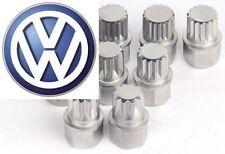 VW Volkswagen Locking Wheel Nut Master Spline Key 10 Point