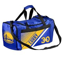 Stephen Curry#30 NBA Golden State Warriors Gym Travel Luggage Duffel Bag