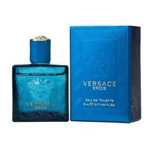 VERSACE EROS * Gianni Versace 0.17 oz / 5 ml Mini EDT Men Cologne Splash