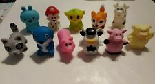 Lot Of 11 TOMY and Other Animal Toys
