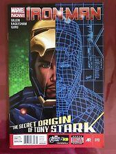 Iron Man 2012 10 Newsstand Variant Marvel Comics VF/NM