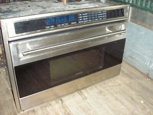 """Wolf SO36U/S used 36"""" Built-In L Series Stainless Steel Electric Oven"""