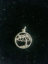 Tree of Life Pendant 925 Sterling Silver Charm