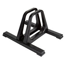 GRANDSTAND GEAR UP SINGLE BIKE FLOOR STAND RACK - INDOOR OR OUTDOOR