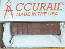 Accurail HO #4315.1 Clinchfield (40' O.B. Boxcar MTL. Ends) Plastic Kit