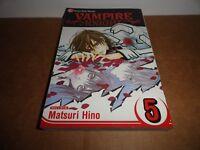 Vampire Knight Vol. 5 by Matsuri Hino Manga Book in English