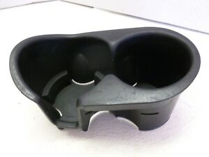 2002 2003 2004 Jeep Liberty Black Rubber Center Console Cup Holder Insert