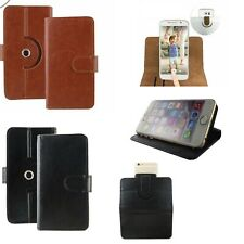 Mobile Phone Flip Leather / 360 / Stand Cover Case For All Sony Phones