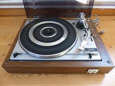 Toshiba SR-870 Plattenspieler Turntable TPS 870 C + Audio-technica gold Nadel