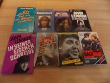 Konvolut, The Beatles,John Lennon,Paul Mc Cartney,14 Taschenbücher
