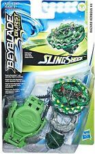 BEYBLADE Burst Turbo Slingshock Hazard Kerbeus K4 Starter Pack D48/TD07-S Hasbro