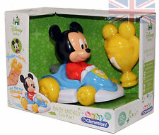 Disney Mickey Mouse Bebé Control Remoto Go Kart Juguete Nuevo Go-Kart