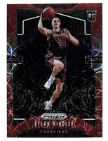 2019-20 Panini Prizm Dylan Windler 87/88 RED SCOPE rookie card Cavaliers