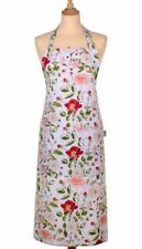 NEW ULSTER WEAVERS ROYAL HORTICULTURAL SOCIETY ROSE COTTON APRON KITCHEN GIFTS