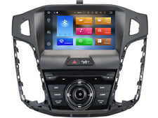 Qcta Core Android 6.0 Car DVD GPS Navigation Wifi  For Ford Focus 2012-2014
