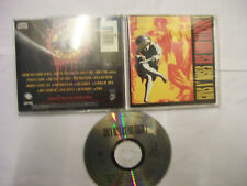 GUNS N' ROSES Use Your Illusion I – 1991 MEXICAN CD – Rock - V RARE!