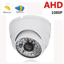 1080 AHD 2MP HD Analog Night Vision Wide Angle Dome Security CCTV Camera IR-CUT